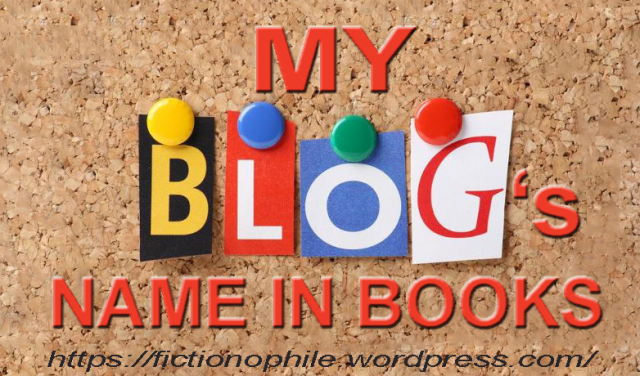 Blogs in books