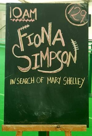 Fiona Sampson Sign