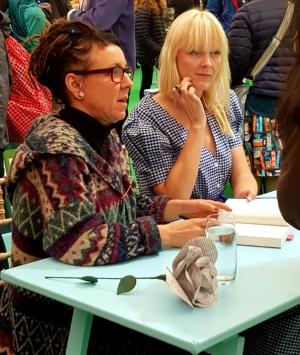 Olga Signing