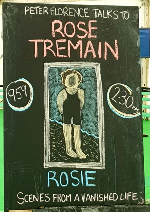 Rose Tremain Poster
