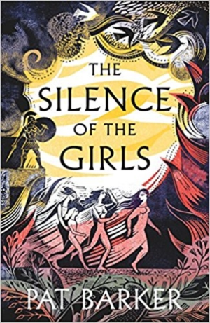 SILENCE OF THE GIRLS COVER