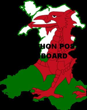 Wales Dragon