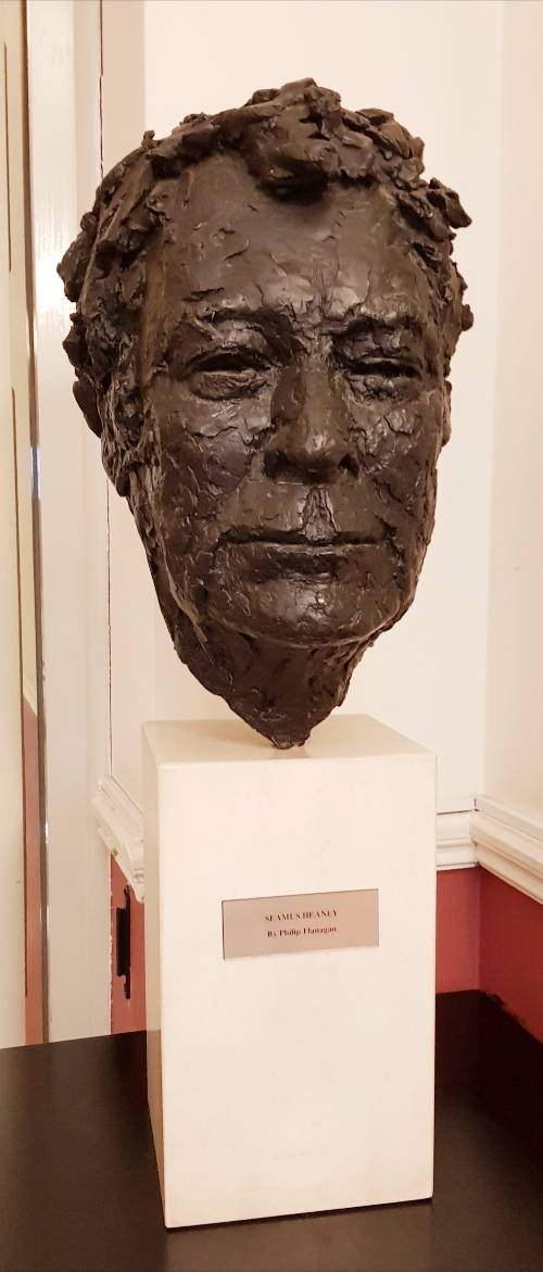 HEANEY BUST