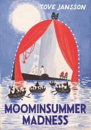 MOOMINSUMMER MADNESS COVER