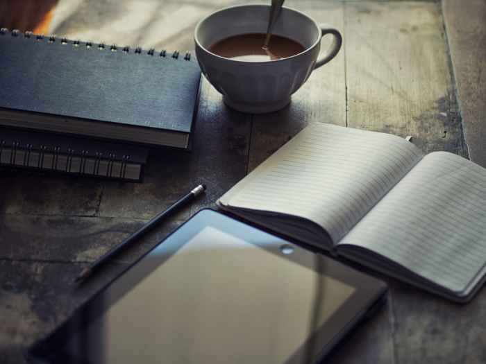 black and white blog business coffee